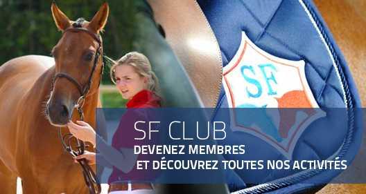 SF CLUB Devenez membres et découvrez toutes nos activités